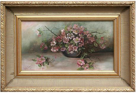 Apple Blossoms Still Life, 1896