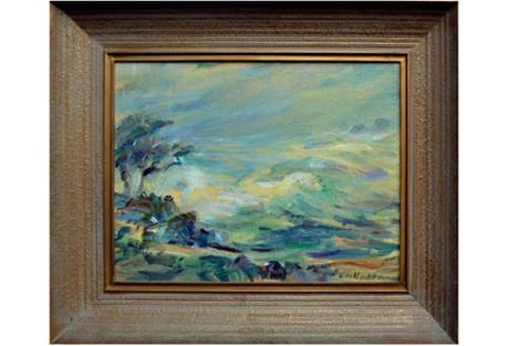 Carmel Cypress by Edda Maxwell Heath