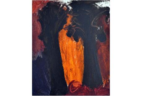 Two Palms by Julius Wasserstein