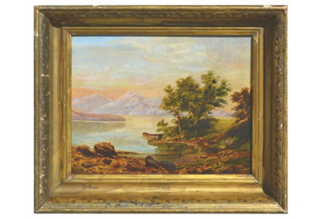 19th-C. Mount Tamalpais, California