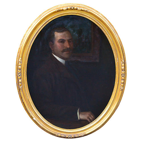 Fine Gentleman by Joseph Greenbaum, 1904