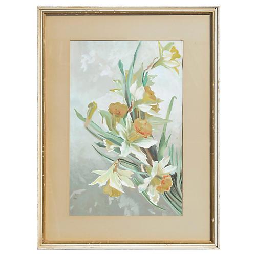 Midcentury Daffodils