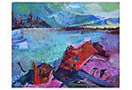 Shoreline Abstract