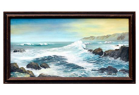 California Coast by Andreas Roth