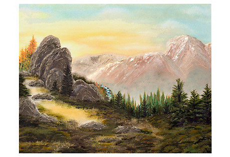 Yosemite High Sierra Sunrise