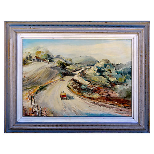 California Hills by Elizabeth Cassidy