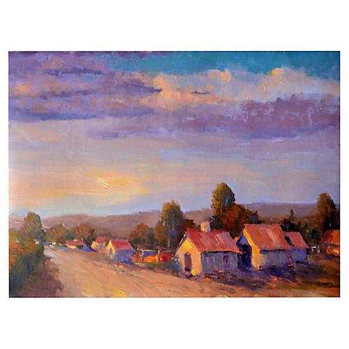 Napa County Sunset