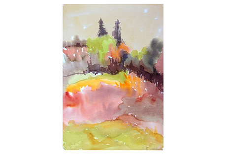 Summer Colors by Doris Warner