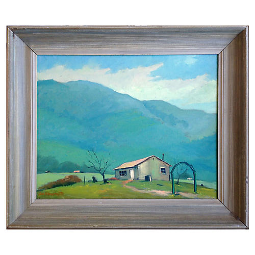 Mendocino Hills by Jon Blanchette