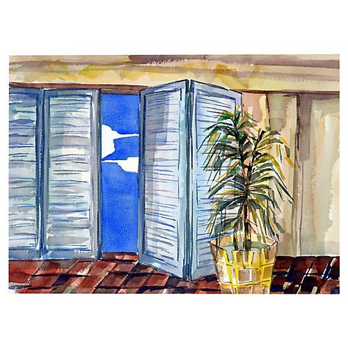 Open Door by Doris Warner