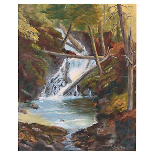 Aptos Creek by Charles Moore
