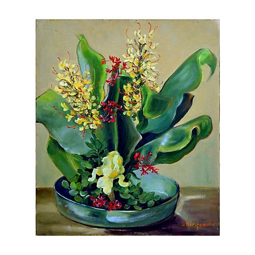 Tropical Bonsai by Helen Gleiforst