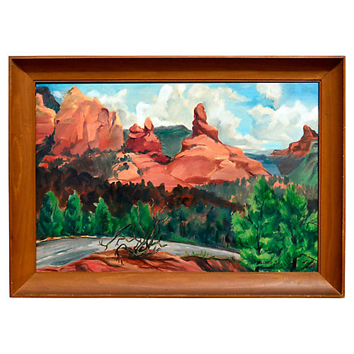 Mid Century Coyote Buttes
