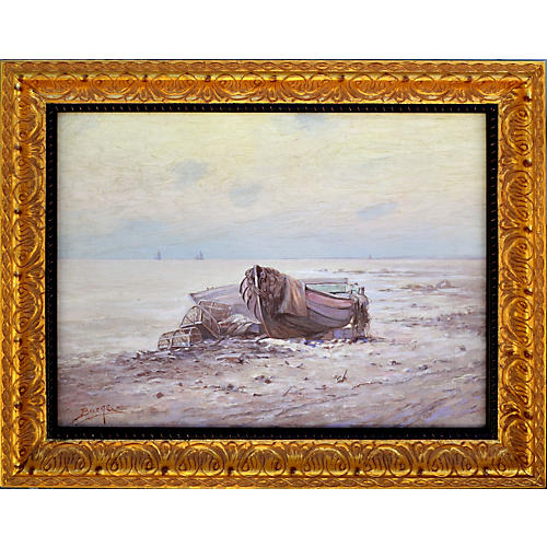 Fishing Boats by Robert Burns