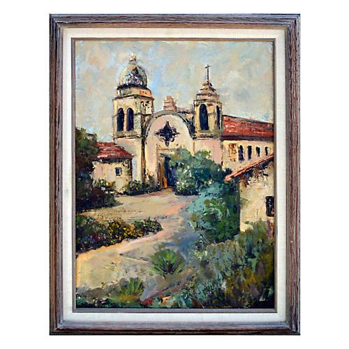 Carmel Mission, Kathleen Canepa