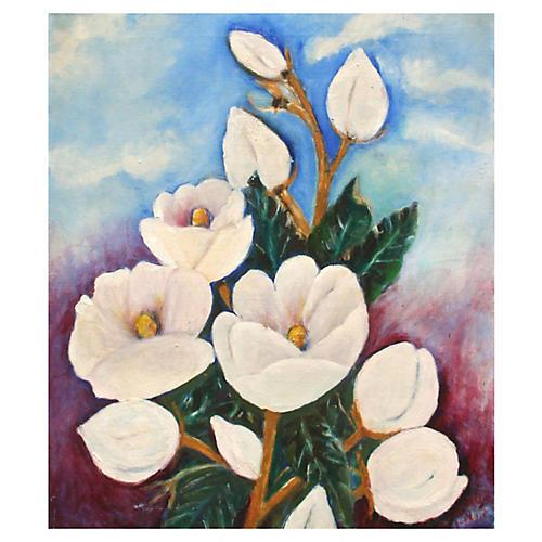 Morning Magnolias by McKee