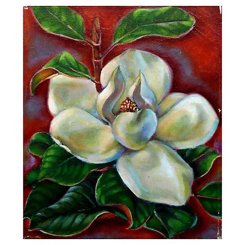 Magnolia Blossom, Virginia Rogers, 1935