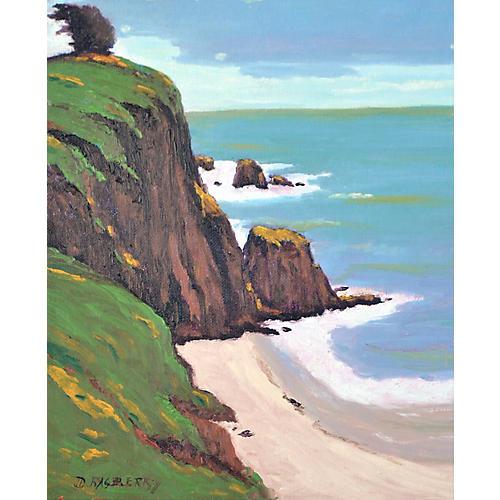 Coastal Bluffs by Jesse Darryl Rasberry