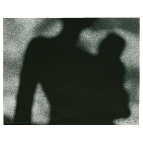 '89 Susan Carrying Willie by Graham Nash