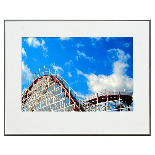 Roller Coaster w/ Palms I