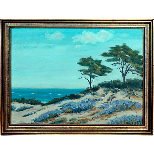 Carmel-by-the-Sea by Edna Rauhoff