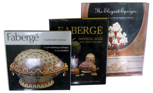 Fabergé, 3 Vols