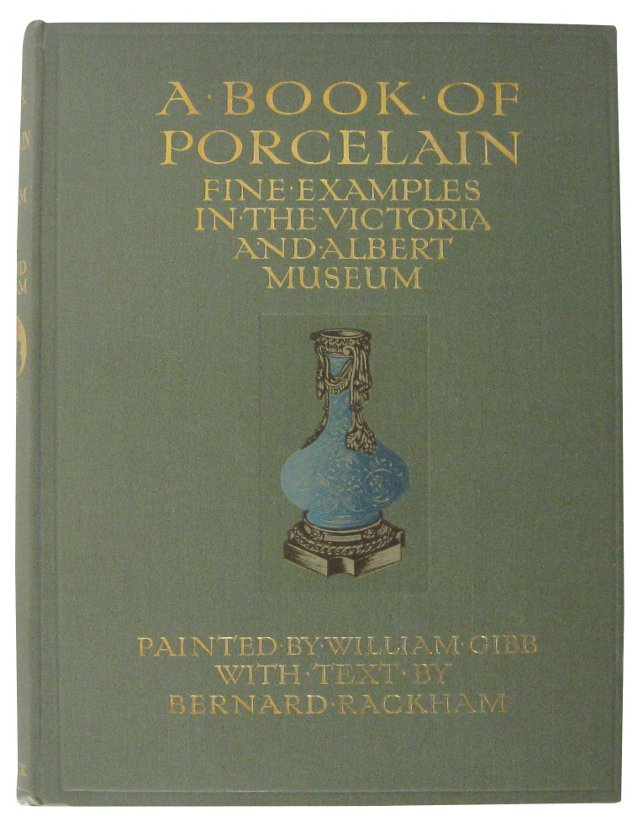 The V&A Museum's Book of Porcelain