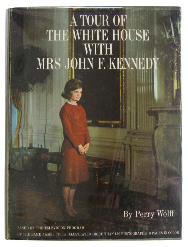 Jackie: A Tour of the White House