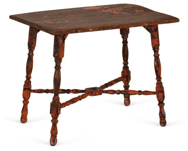 19th-C. American     Table