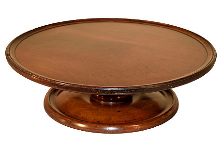 19th-C. Lazy Susan