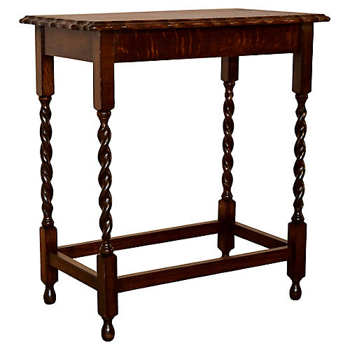 English Side Table, c. 1900