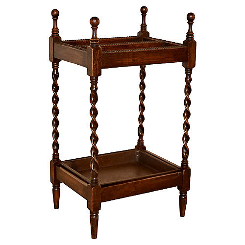 Late 19th-C. Umbrella Stand