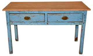 19th C. English Pine Sideboard   Sideboards U0026 Media Storage   Living Room    Furniture | One Kings Lane