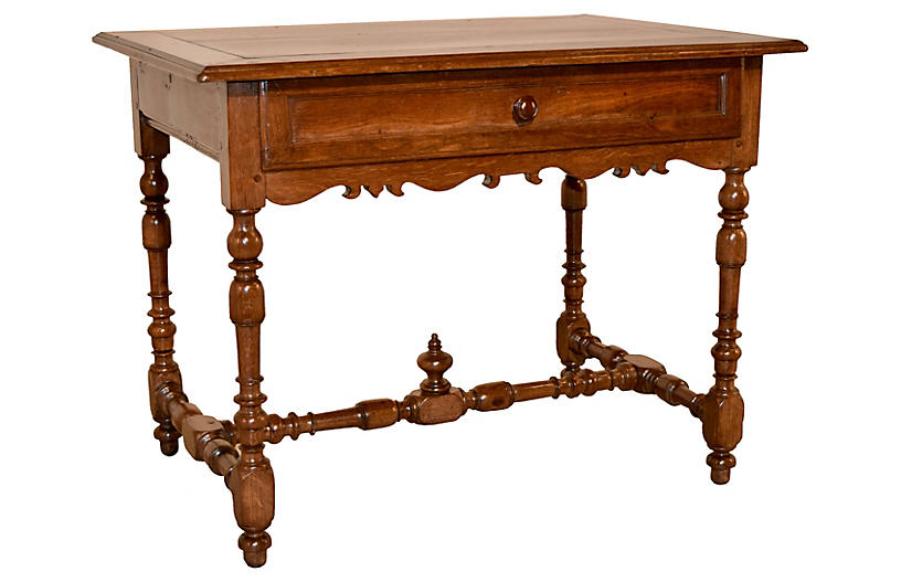 18th-C. French Side Table