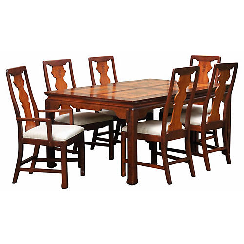 Bassett Furniture Ming Dining Set