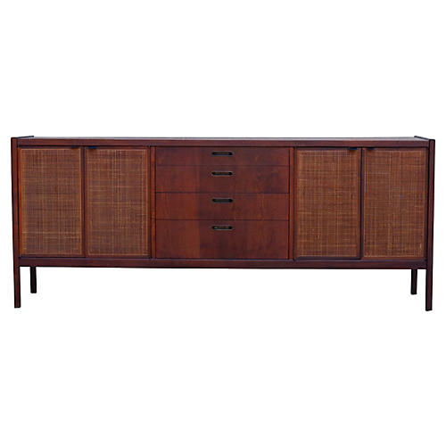 Mid-Century Modern Founders Credenza