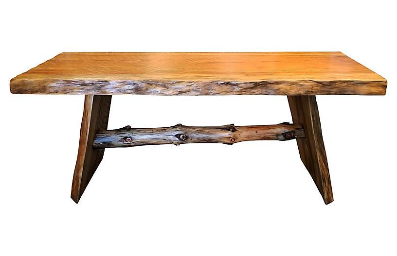 Southern Pine Bench