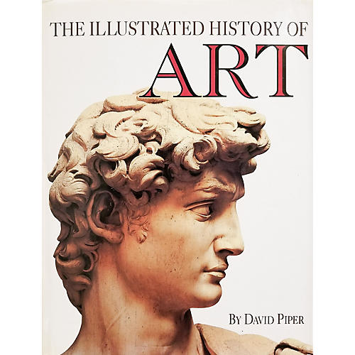 The Illustrated History of Art Book