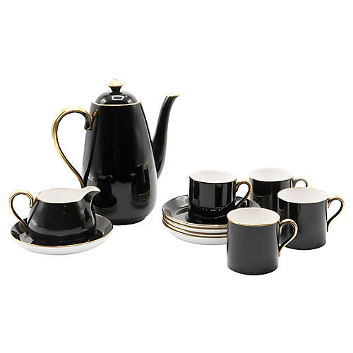11-Pc Coffee Service by Spode