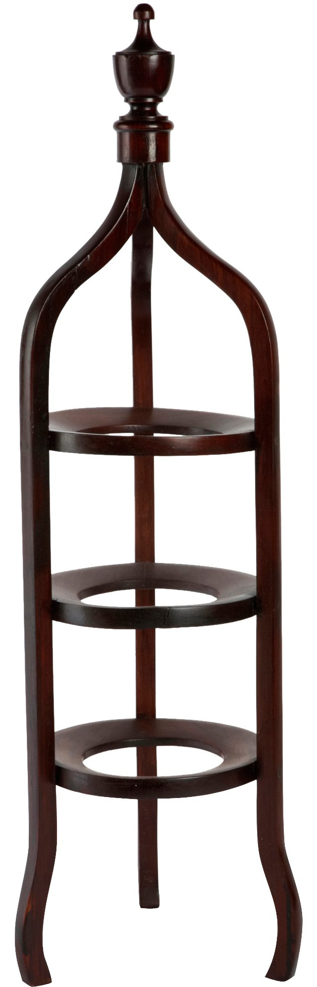 Rosewood Cake Stand