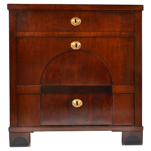1820s German Biedermeier Chest