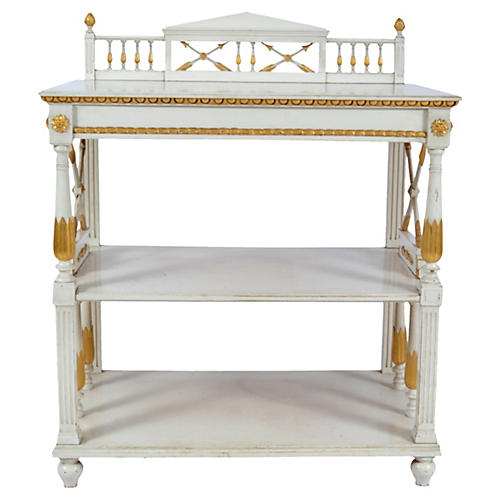 Early-1900s Neoclassical Server