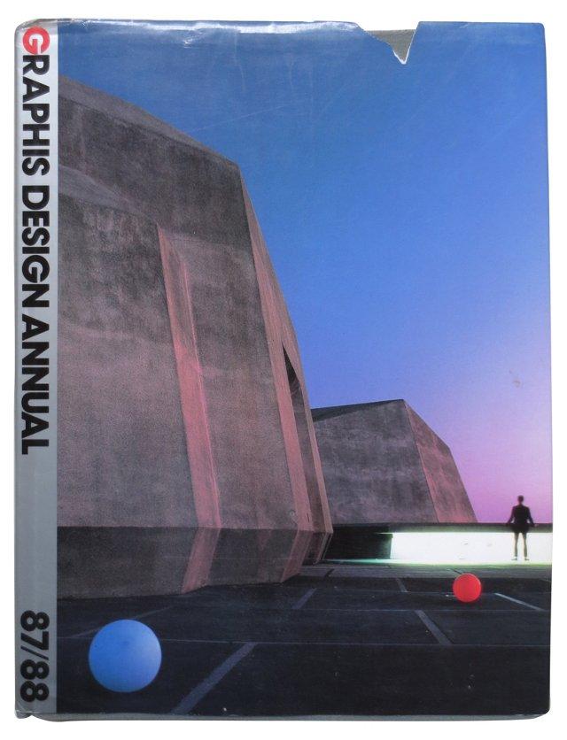 Graphis Design Annual 87/88