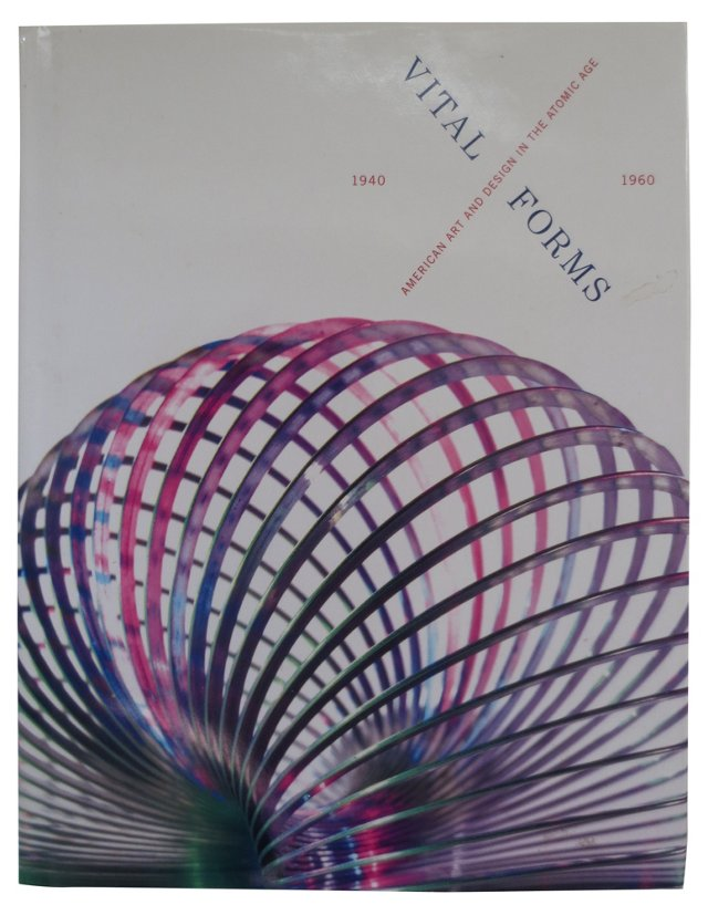 Vital Forms:  Design in the Atomic Age