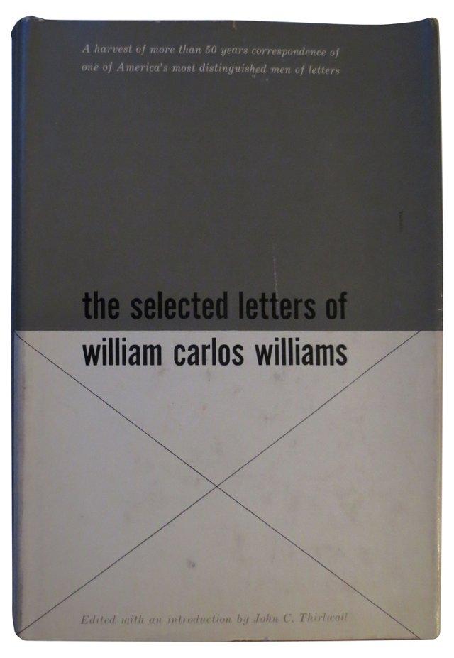 Letters of William Carlos Williams