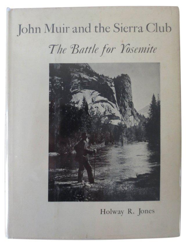 The Battle for Yosemite