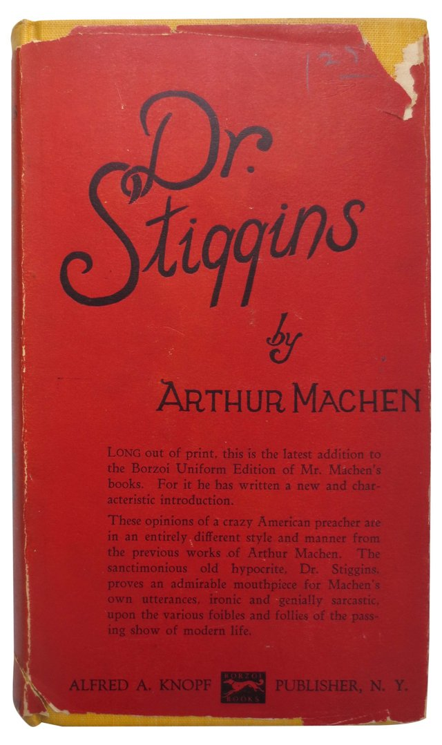 Dr. Stiggins