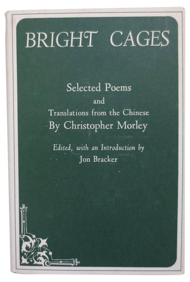 Bright Cages: Selected Poems from China