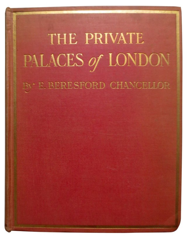 The Private Palaces of London