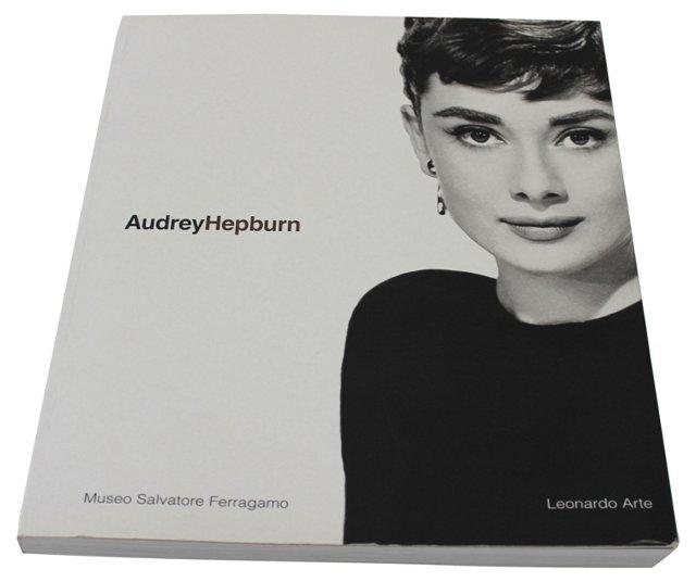 Large Audrey Hepburn Book